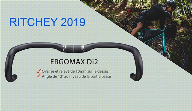 RITCHEY NEW: ERGOMAX BARS
