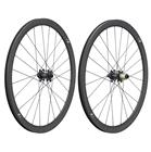 Wheelset Road WCS Apex 38 Carbon Disc 12/12x42 Clincher Tubeless Shimano MY2019